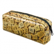 Scrabble Pencil Case