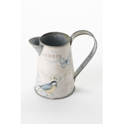 Bird and Butterfly Jug