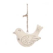 Vintage Range Bird Decoration