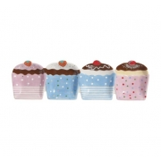 Cupcake Long Plate