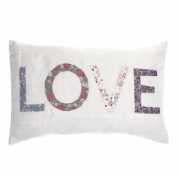 Love Vintage Floral Cushion