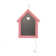 Gingham House Chalkboard