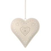 Hanging Heart Tealight