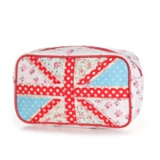 Union Jack Make Up Case