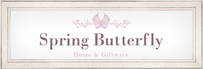 Spring Butterfly - Home & Giftware